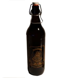 Barbarossa Bräu Naturtrübes Bier 1 L